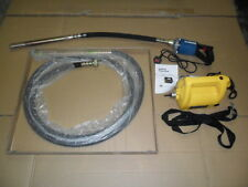 High Frequency Concrete Vibrating Poker 240 Volt