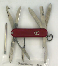 Victorinox Minichamp Swiss Army knife. Used, excellent rare detachable pen #6261
