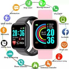SMARTWATCH ANDROID UOMO OROLOGIO HUAWEI XIAOMI APPLE FITNESS DONNA SPORT GPS ✅