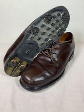 2002 Nike Air Comfort Gore-Tex Tiger Woods Golf Shoes Tw Last 305242-221 Sz. 9.5