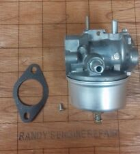 OEM Genuine Tecumseh service Carburetor 631959a replaces 632038 select hm100