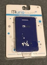 Brand New Kurio Touch 4s Protective Bumper Blue  No. 96212 Phone Case