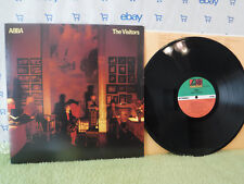 Abba, The Visitors, Atlantic Records SD 19332, 1981, Synth-Pop, Rock