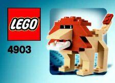 LEGO MINI LION 4903 Set Creator wild animal zoo