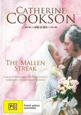 THE MALLEN STREAK - CATHERINE COOKSON -  NEW & SEALED DVD - FREE LOCAL POST