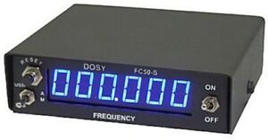 Dosy FC-50SP 6-digit Frequency Counter for Single Side Band Users