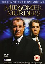 Midsomer Murders: The Complete Series One and Two [DVD]
