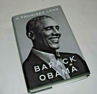 A PROMISED LAND by Barack Obama ~ Hardcover ~ 1st Edition  Brand New