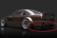 "FRP Rear Diffuser For Nissan S14 Zenki S14A Kouki Rocket Bunny V2""BOSS"" Aero Kit"