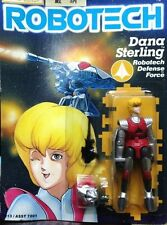 ROBOTECH Macross Harmony Gold Action Figure Dana Sterling RARE