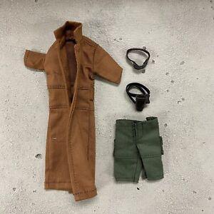 PB-NMBAT-set: 1/12 Knightmare Batman Jacket & pants set for Mezco Mafex batman