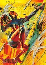 HARDSHELL / Spider-Man Fleer Ultra 1995 BASE Trading Card #26
