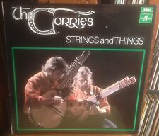 THE CORRIES strings and things 1970 UK COLUMBIA STEREO VINYL LP