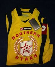 Neuf Tee shirt sans manches Lotto Logo black sm tee Noir 17788