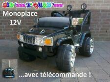 4X4 électrique enfant quad voiture 1-5 ans 12V avec Télécommande -Version luxe-