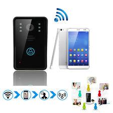 Wireless WiFi Remote Video Camera Door Phone Intercom Home Security Doorbell