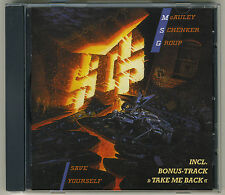 McAuley Schenker Group - Save Yourself - Rare 1989 OOP CD - I Am Your Radio MINT