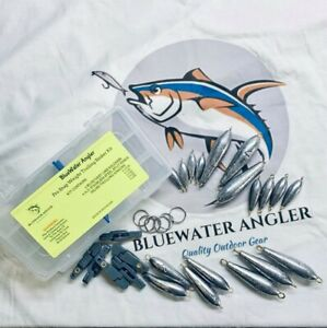 PRO SNAP WEIGHT KIT BY BLUEWATER ANGLER 29.95