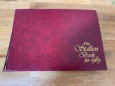 Weatherbys Stallion Book For 1989. Racehorse Breeding Horse Racing Memorabilia