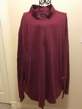 Tommy Bahama Shadow Cove Half Zip Pullover Lightweight Sweater XXL NWT T26787