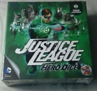 JUSTICE LEAGUE HERO DICE GREEN LANTERN GAME BRAND NEW & SEALED