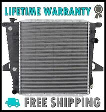 New Radiator For Ford Explorer 1995 1996 1997 4.0 V6 2 Row Lifetime Warranty