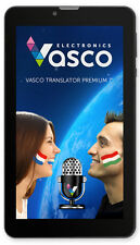 "Vasco Translator Premium 7"" - Topaktuelles Sprache Stimme Elektronik Translator"
