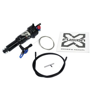 New Style X-Fusion O2 PRO RLR Rear Shock 190x51mm with Remote Control