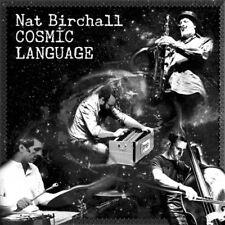 NAT BIRCHALL - COSMIC LANGUAGE   CD NEU