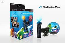 Playstation Move Starter Pack PS3 PAL AUS NEW! WITH BONUS