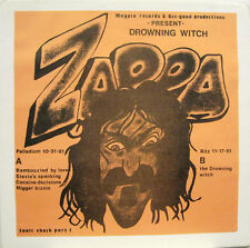 """FRANK ZAPPA """"DROWNING WITCH""""  rare lp mint"""