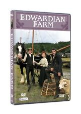 Edwardian Farm (Ruth Goodman) R4 DVD New (BBC 4 Discs)