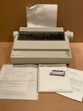 Vintage Apple ImageWriter II Printer A9M0320 with manual