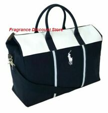 RALPH LAUREN Polo Men's Sports / Gym Holdall Duffle Weekend Bag New FAST P&P 21F