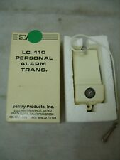 Sentry - Scan Personal Alarm Transponder Transmitter LC-110 *New Old Stock*