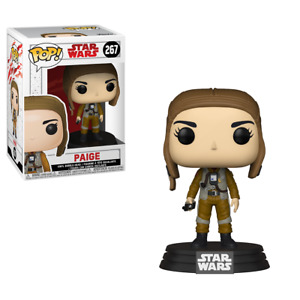 ***MEGA SALE** POP! VINYL: PAIGE STAR WARS FUNKO