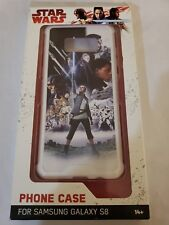 Star Wars Phone Case Cover Samsung Galaxy S8 REY Force Awakens