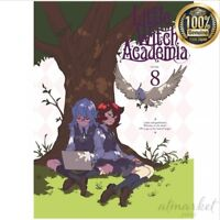TV Animation Little Witch Academia Vol.8 Blu-ray (First Press Limited Edition)