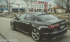 Audi A6 S6 C7 4G 11+ Limousine Heckscheibe Spoiler Dach Erweiterung Sun Guard Abt MTM
