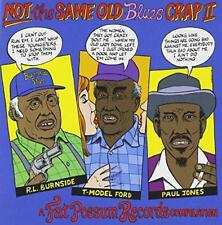 Not The Same Old Blues Crap Vol. 2 Various Artists 0045778034222