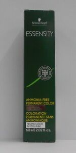 Schwarzkopf ESSENSITY PHYTOLIPID Ammonia Free Hair Color 2 oz~ Buy 4; Get 2 FREE