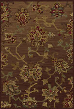 4x6 Sphinx Beige Floral Transitional 054C1 Area Rug - Approx 3' 10'' x 5' 5''
