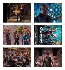 The Avengers POSTCARD Set mtr