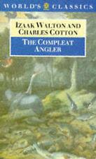 Very Good, The Compleat Angler (World's Classics), Walton, Izaak, Book