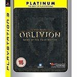 The Elder Scrolls IV: Oblivion (Sony PlayStation 3, 2007)