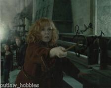 Julie Walters Harry Potter Autographed Signed 8x10 Photo COA