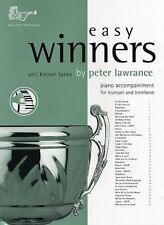 Easy Winners Piano Accompaniment - Same Day P+P