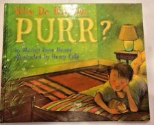 Why Do Kittens Purr? by Marion Dane Bauer (2003, Reinforced)