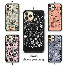 Witchcraft Halloween case for iphone 11 XR Pro SE Max X XS 8 plus 7 6 TPU SN