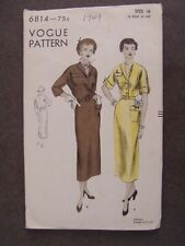 vintage 1999 vogue womens sz 14 16 18 culottes very easy vogue sewing pattern D1